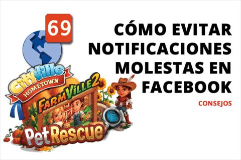 Cómo evitar notificaciones molestas en Facebook