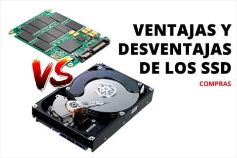 Ventajas y desventajas de los SSD