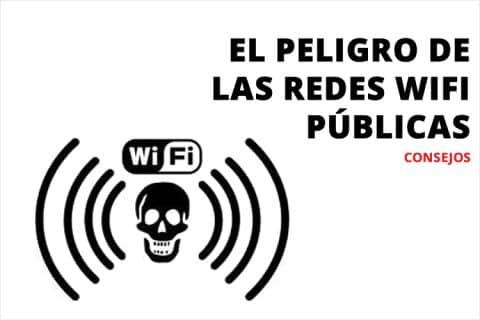 El peligro de las redes Wifi públicas