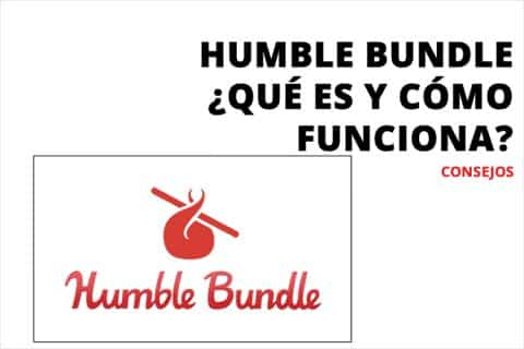 Humble Bundle ¿Qué es y cómo funciona?