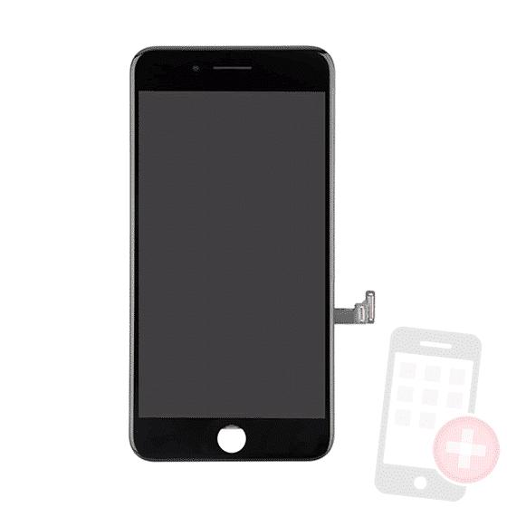 Pantalla completa iPhone 8 con componentes negro
