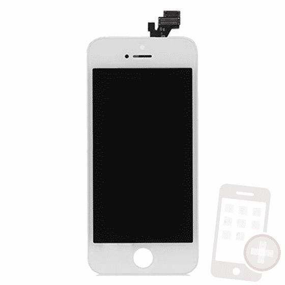 PANTALLA TACTIL LCD COMPLETA PARA IPHONE 5 blanco