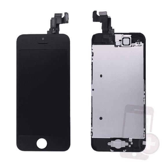 PANTALLA TACTIL LCD COMPLETA PARA IPHONE 5C con componentes