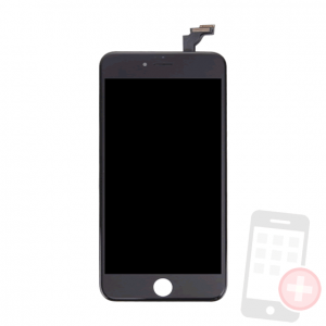 PANTALLA TACTIL LCD COMPLETA PARA IPHONE 6 PLUS CON CRISTAL DIGITALIZADOR DE RETINA COLOR NEGRO