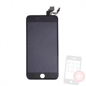 PANTALLA TACTIL LCD COMPLETA PARA IPHONE 6 PLUS NEGRO CON COMPONENTES