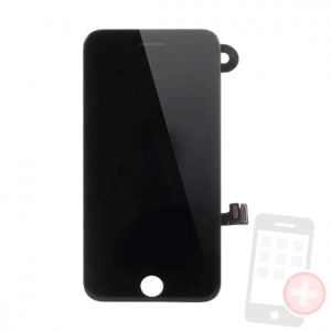 PANTALLA TACTIL LCD COMPLETA PARA IPHONE 7 CON COMPONENTES NEGRO