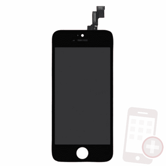 PANTALLA TACTIL LCD COMPLETA PARA IPHONE SE NEGRO